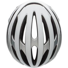 Bell Stratus MIPS Reflektierender Helm matte white/silver